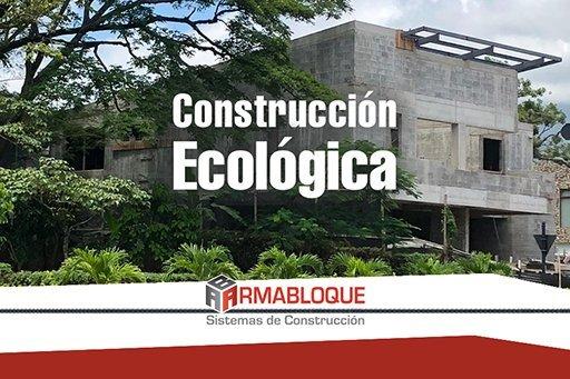 Armabloque es un sistema de construcción ecológico 1