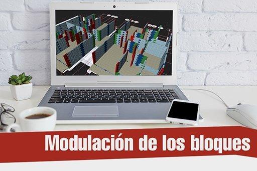 Modulación de bloques