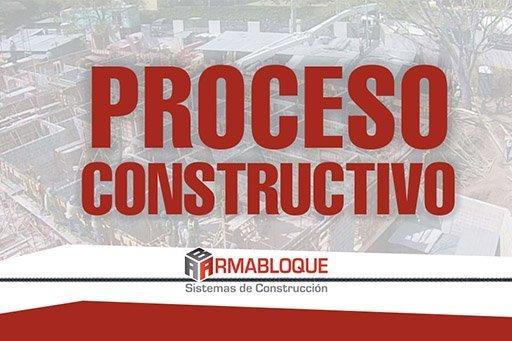 Proceso constructivo con Armabloque