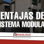 Ventajas del sistema modular